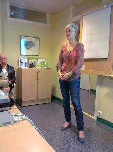 56. Foodwestin toimintaa esitteli Kristiina Niemi (1)